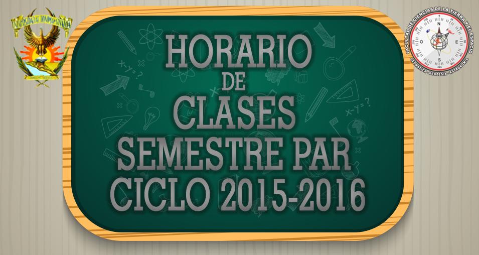 HorarioClases2016PAR